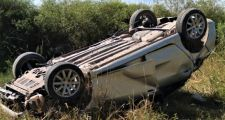 Fatal accidente en Garabato